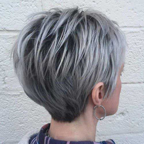 Verwonderend Haar laten uitgroeien naar je natuurlijke (grijze) haar? - RP-96